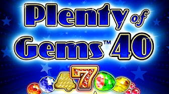 Plenty of Gems 40