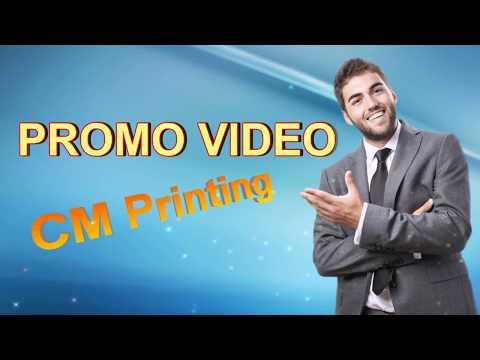 Promo Video CM Printing 2