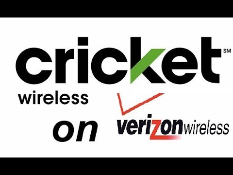 Cricket Sim on Verizon phones Mobile Data and MMS Internet