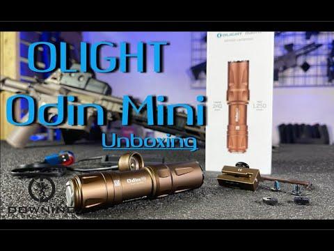 Olight Odin Mini - Unboxing