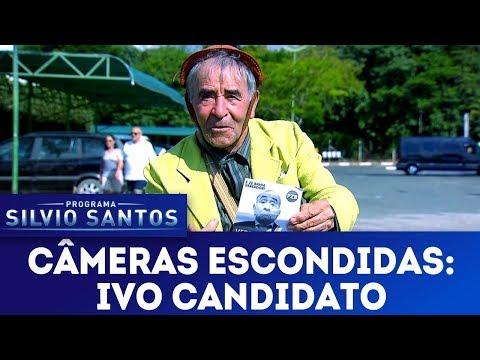 Ivo Candidato | Câmeras Escondidas (21/01/18)