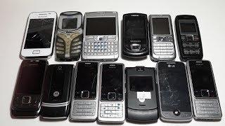 видео Сотовый телефон Nokia 6300