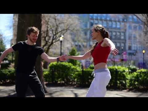 Campbell Miller & Andrew Smith - Improvisational Fusion Dance