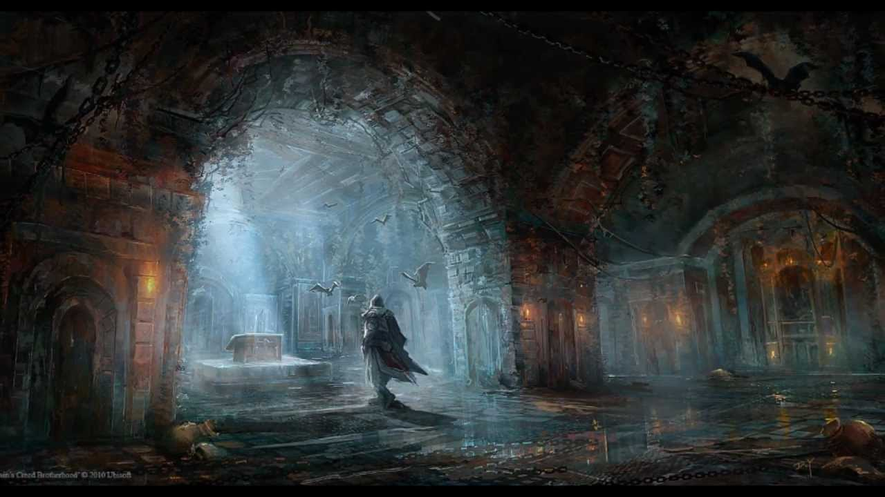 Assassin S Creed Concept Art Youtube