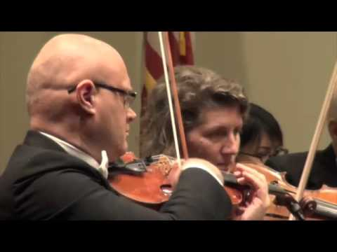 Pacific Chamber Orchestra 2016