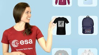 ESAshop: ESA products at your fingertips