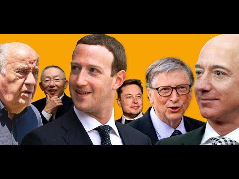 Billionaires Make Out Like Bandits During Covid Economic Depression