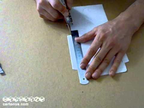 How To: CD/DVD Paper Folder