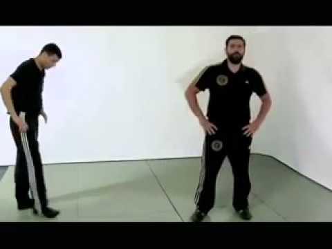 Tutorial Krav Maga Defense Against Chokes and Grabs, Simultaneous Counterattack