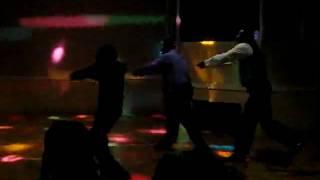 backstreet back! shauna & dj wedding dance