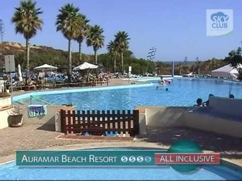 SKY CLUB - PORTUGALIA hotel Auramar Beach Resort ***+ All Inclusive ! LATO 2011 www.sky-club.eu ...