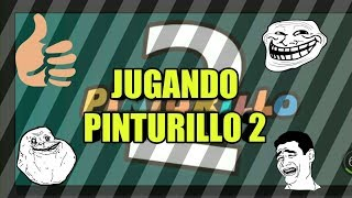 😂JUGANDO!! PINTURILLO 2(por primera vez)