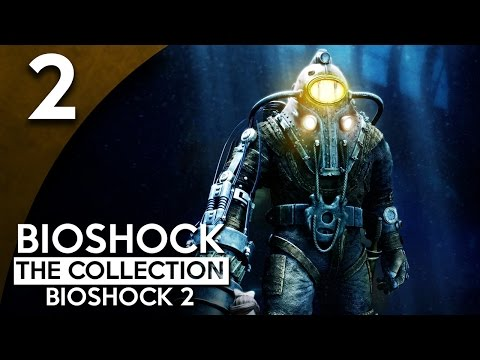 Let's Play BioShock 2 Remastered Part 2 - Atlantic Express [BioShock Collection Blind Gameplay]