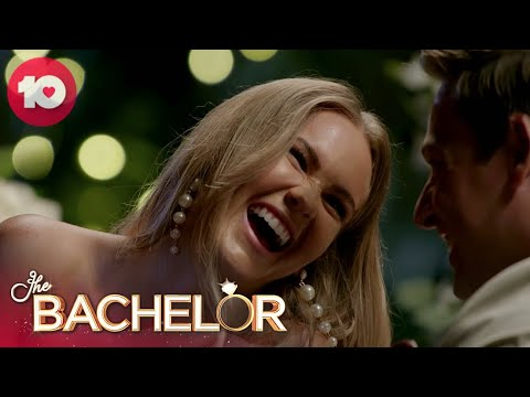 Matt And Chelsie's Nerdy Code-Breaking Date | The Bachelor Australia