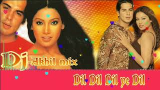 Dil Dil ye Dil - Hindi Love song| Ishq Hai Tumse | Udit Narayan |Alka Yagnik