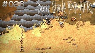 DON'T STARVE TOGETHER #026: ES BRENNT! [HD+] | Let's Play Don't Starve
