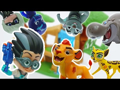 Thumbnail: Lion Guard~! Defend the Pride Lands from Animal Hunters