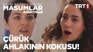 Senin Kadar Çirkefini Görmedim! | Masumlar Apartma