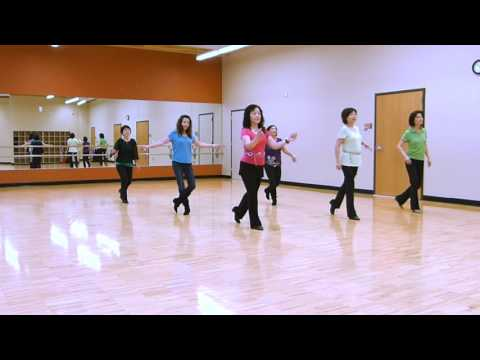 Stories - Line Dance (Dance & Teach)