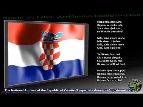 Croatia National Anthem