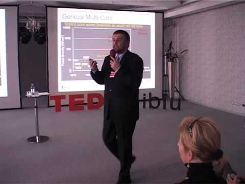 Processor Architecture: Lucian Vințan at TEDxSibiu