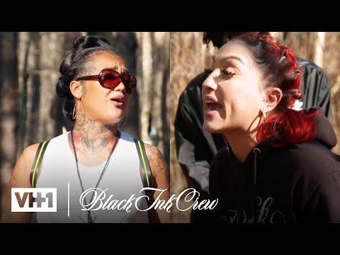 Download Donna Is Over Talking It Out w/ Tatti | Black Ink Crew