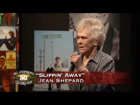 Jean shepard - Slippin' Away (November 21, 1933 – September 25, 2016)