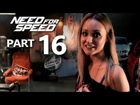Need For Speed 2015 Gameplay Walkthrough Part 16  TRYING TO IMPRESS ROBYN