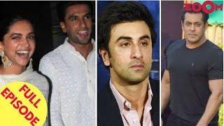 Deepika's Possessive Side For Ranveer | Ranbir's Reply To Salman's Comment On 'Sanju' & More