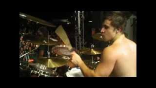 Eloy Casagrande - Sepultura - Schizo/Escape to the Void - 07/07/2012
