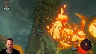 Lets Play - Legend of Zelda breath of the wild - Part Two kakariko village