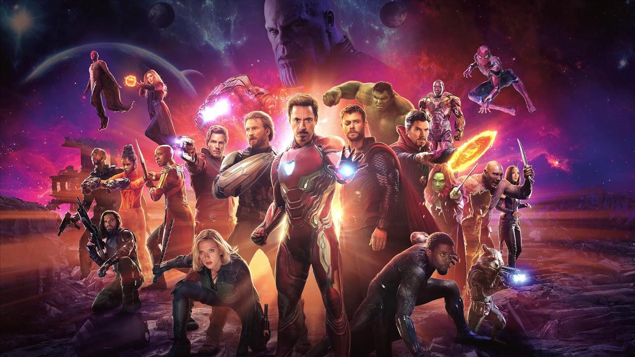 Avengers Infinity War 4K Live Wallpaper - YouTube