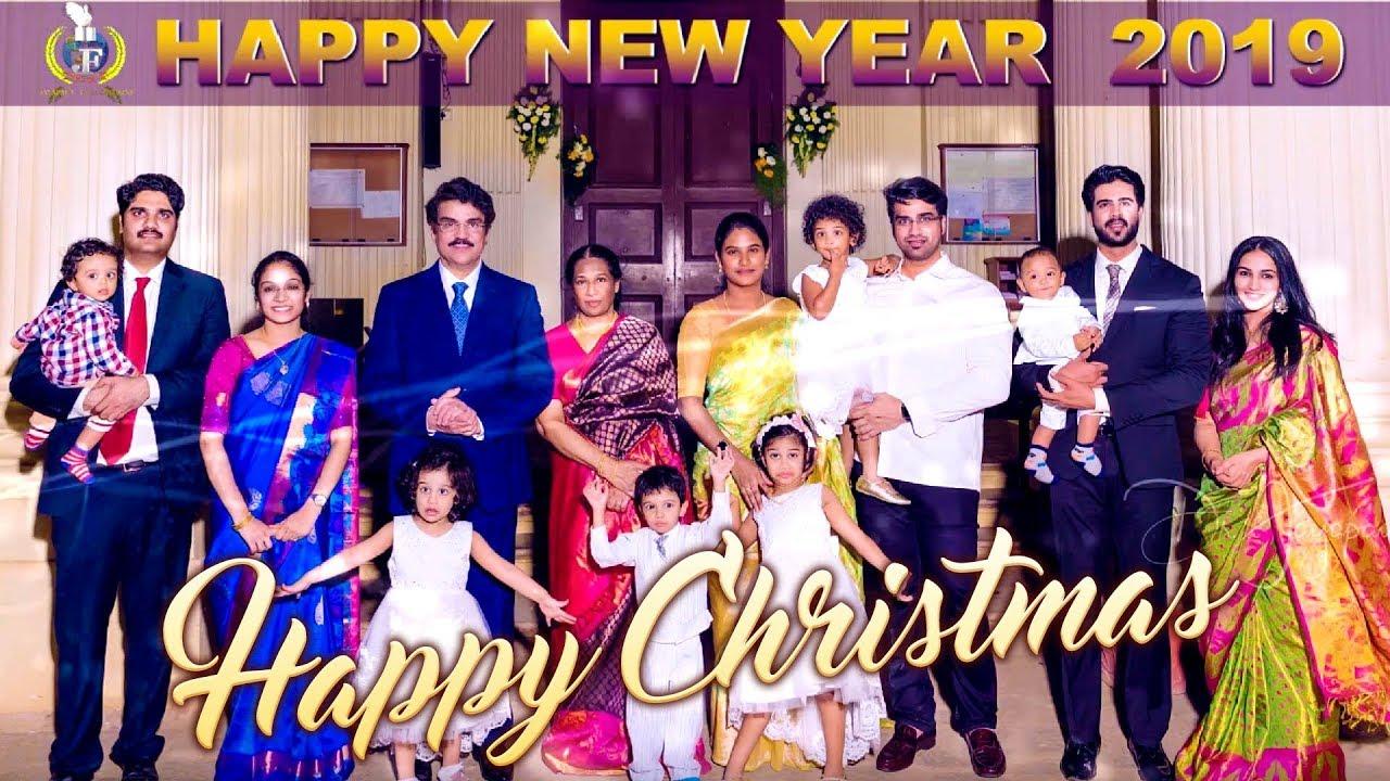 Wish You Happy Christmas & Happy New Year 2019 | Dr Jayapaul