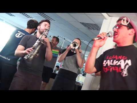 Luis Fonsi - Despacito ft. Daddy Yankee COVER - Balkan Boys na Radiu 1