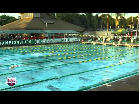 M 1500 Free A Final - 2014 JUNIOR PAN PACIFIC CHAMPIONSHIPS