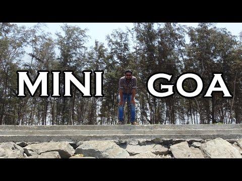 Mini Goa Vasai-Virar suruchi baug-kalamb beach-rajodi beach-vasai fort Vlog