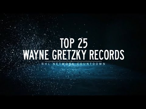 NHL Network Countdown: Top 25 Wayne Gretzky Records