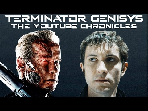 """TERMINATOR GENISYS- Youtube Chronicles Part 2"""