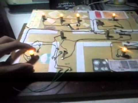 Impianto elettrico di una casa fai da te youtube for Casa fai da te
