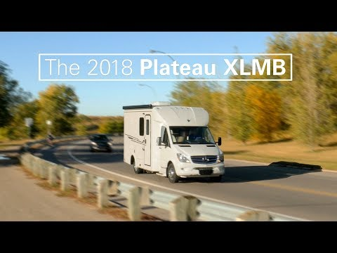 2018 Pleasure-Way Plateau XLMB Tour