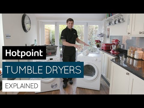 Tumble dryers explained | by Hotpoint