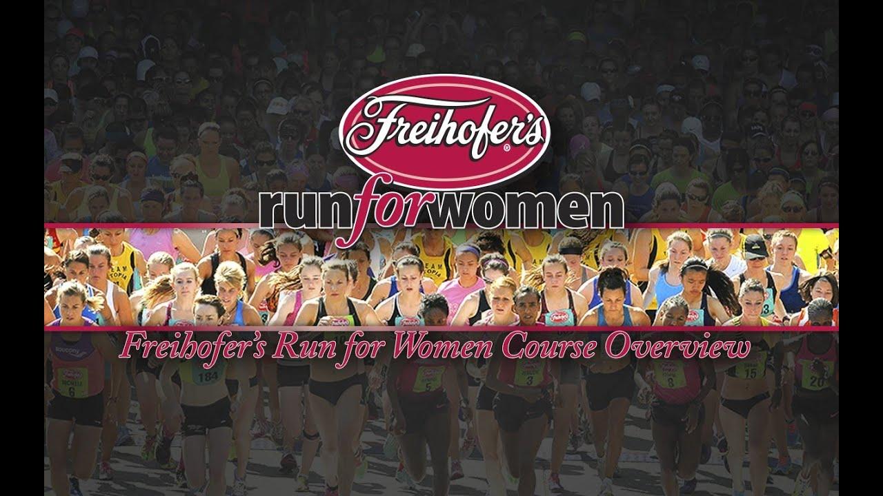 2015-16 Freihofer's Run for Women Course Video - YouTube