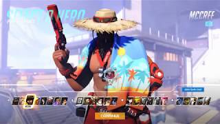 Lifeguard McCree Skin - First Person