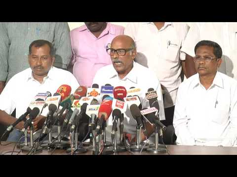 TNA NEWS TASMAC STAFF PRESS MEET AT CHENNAI PRESS CLUB  11 04 17