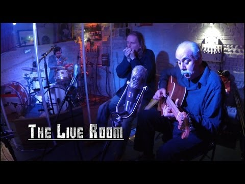 The Live Room S01E02 John Pearson & The Outriders Live at Broadoak Studios on Broadoak TV