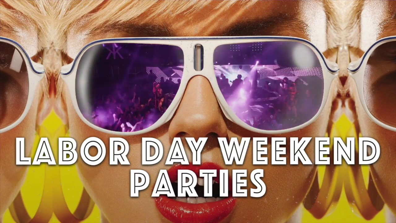 Las Vegas Labor Day Weekend Parties