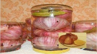 Вкуснейший хрустящий маринованный чеснок на зиму Супер Простой Рецепт БЕЗ ЛИРИКИ Иммунитет ПП ЗОЖ