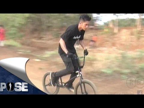 Udin Go BMX dan Impian-Impiannya - Pose (14/9)
