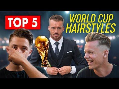 Top 5 World Cup Hairstyles   Men's Hair Inspiration   SlikhaarTV
