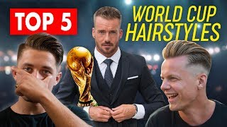 Top 5 World Cup Hairstyles | Men's Hair Inspiration | SlikhaarTV